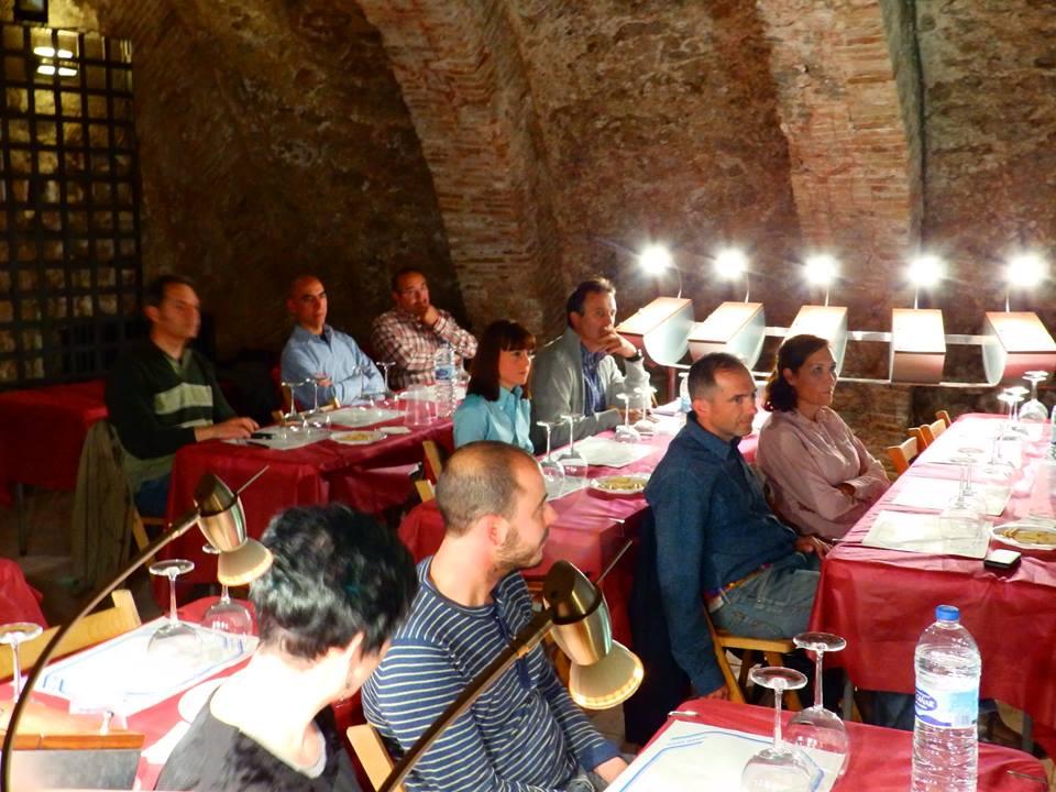 encuentro de enologos en calatayud 2015 3